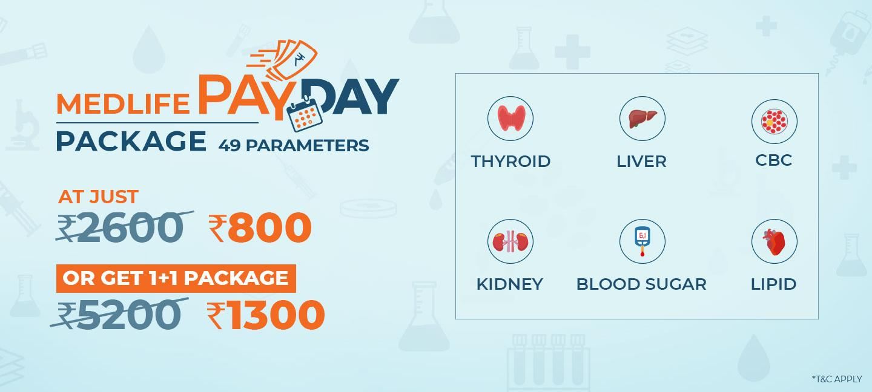 Medlife Pay Day